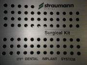 Straumann Surgical Kit ITI (used cassette only)